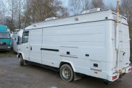 OB40 6-8 camera MErcedes 814D 3 room truck with edit rack. With SD equipment and option of BVP950WSP sony cameras