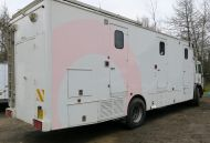 OB57 Volvo euro 4 11metre outside broadcast OBVAN truck with 3 rooms