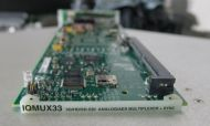 Snell wilcox IQMUX33  3G / HD 6 channel AES and Analog audio multiplexer with synchronizer