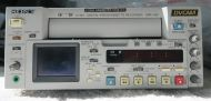 1x sony dsr-45p dvcam pal recorder (154 x10 drum hours) ref 2