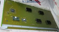 Probel (snell) sirius gold 3913 HDSDI hd crosspoint xpt cards