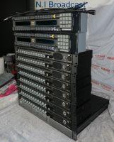 Rts zeus III 32 channel compact intercom with 10x intercom panels (KP12l, KP32 etc)