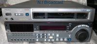 Sony msw-m2100p multiformat player (25 drum hours), SP, Sx, digi beta, IMX , high speed etc