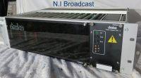 Drake DA audio rack with lars lundahl l1527 microphone transformer and ll1517 output transformer