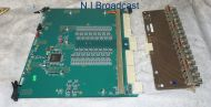Quartz Evertz Xenon 32input HD / SD input board with back connector also