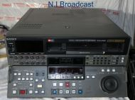 Sony DVW-500AP digital betacam videorecorder in PAL format.