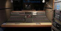 Calrec ams M series / CCM 40x channel  analog sound mixer complete