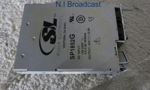 Miranda densite 3 power supply for 3U modualr frames