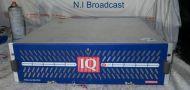 Snell wilcox IQ frame with 10x iqsda32 HDSDI das and 3x 3G/HD de embedders