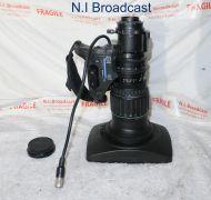 Canon hj11e x 4.7 irse wide angle High definition lens