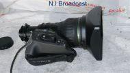 Canon high definition hj22e x 7.6 iase A  lens,. like new.   (ref 9)