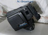 Ikegami ca75hd camera back