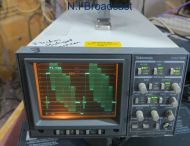 Tektronix 1731 composite waveform vector scope (ref 1)