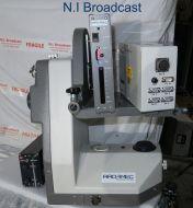 Vinten radamcec hk435 robotic heavy duty pan / tilt moving tripod head
