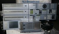 Sony mvs8000 2me 34 input, 17output HDSDI high definitoin vision mixer switcher complete with cables