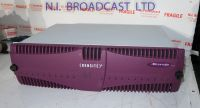 Grass Valley miranda densite 3 with 5x eap39013G/HD/SD embedded audio and metadata processorand 2x PSU (ref 41)