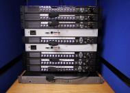 RTS telex Zeus 3 ( III) 32 channel intercom system with software.