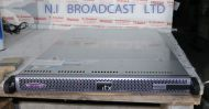 Grass Valley / Supermirco ITX  playout video server system. 12GB