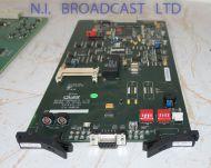 Evertz Xenon router matrix frame controller card