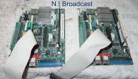 1x Nova-luke-1g-r10 ( novaluke1gr10) PC board with CPU (with heatsink, 1Ghz CPU,