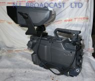 Sony BVP-E30WSP camera with triax back and 5inch viewfinder (PAL)