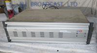 Vistek frame with 4x v1630 AES da, 2x v1617 composite DA