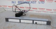 Ross AUX control panel4735ar-220B for vision mixers etc