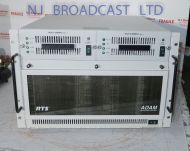 RTS telex adam 96 channel  intercom talkback mainframe with 2x ethernet controller cards