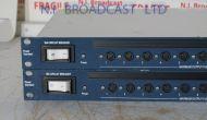 2x TSL Power Standard  mains distribution units with 16x outputs per MDU