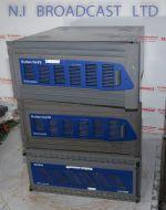 3x Snell Wilcox Golden Dave vision mixer mainframes