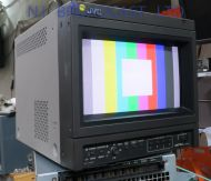 JVC dtv100 10inch CRT DTV monitor with composite and HDSDI inputs