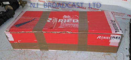 Riedel RCP1012E ethernet talkback intercom artist panel with box (ref 2)