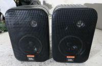 Pair of jbl speakers control 1x