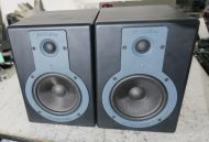 M-audio  amplified studiophile bx5a speakers (pair)