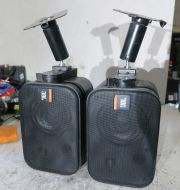 Pair of jbl control speakers