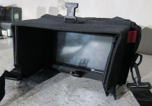 "Murraypro ez-roam wirless 7"" lcd portable screen (pag battery)"