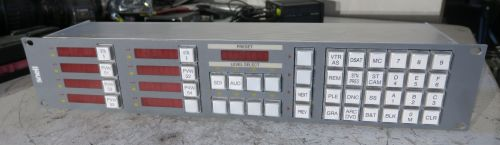 Snell 6277 8 desination router matrix panel