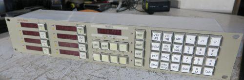 Probel 8 desintaion output 6277 router matrix panel,