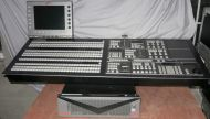 Ross HD 3me 48ch high defintion QMD HDSDI vision mixer , 16x output, dual psu and more. HDSDI
