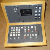 Calrec control panel with PPM