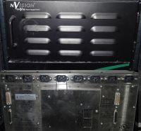 Nvision / GVG envoy power supply unit with dual output ( nv8256 plus/ nv8000etc)