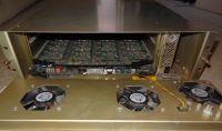 Quartz 3RU Q6400-AA-A6464-M 64x64 analog audio router matrix