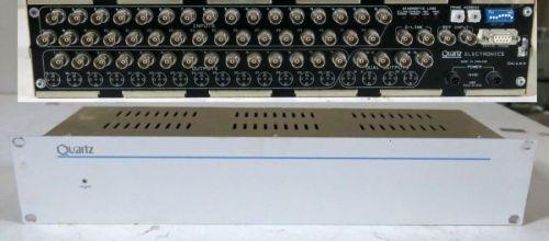 quartz topax slimline 32x16 video router