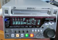 Sony pdw1500 xdcam recorder (pal) (320 laser hours) (ref 2)
