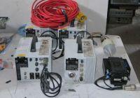 Lot of Gigawave 2035 - 2285 Mhz    mvl-D series TX heads, D-cam,  camera backs etc