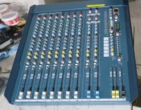 Allen Heath mizwizard v3 12:2 sound mixer with 12 inputs etc.