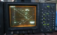 Tektronix wfm601 2 channel SDI waveform vector scope