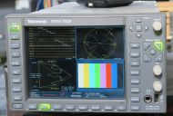 Tektronix WFM7020 with hdsdi (HDSDI)  high definition and sdi options