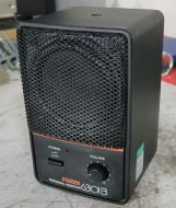 Single Fostex 6301b active powered speaker