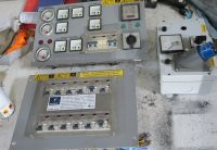3x panels from ob van for power and generator control